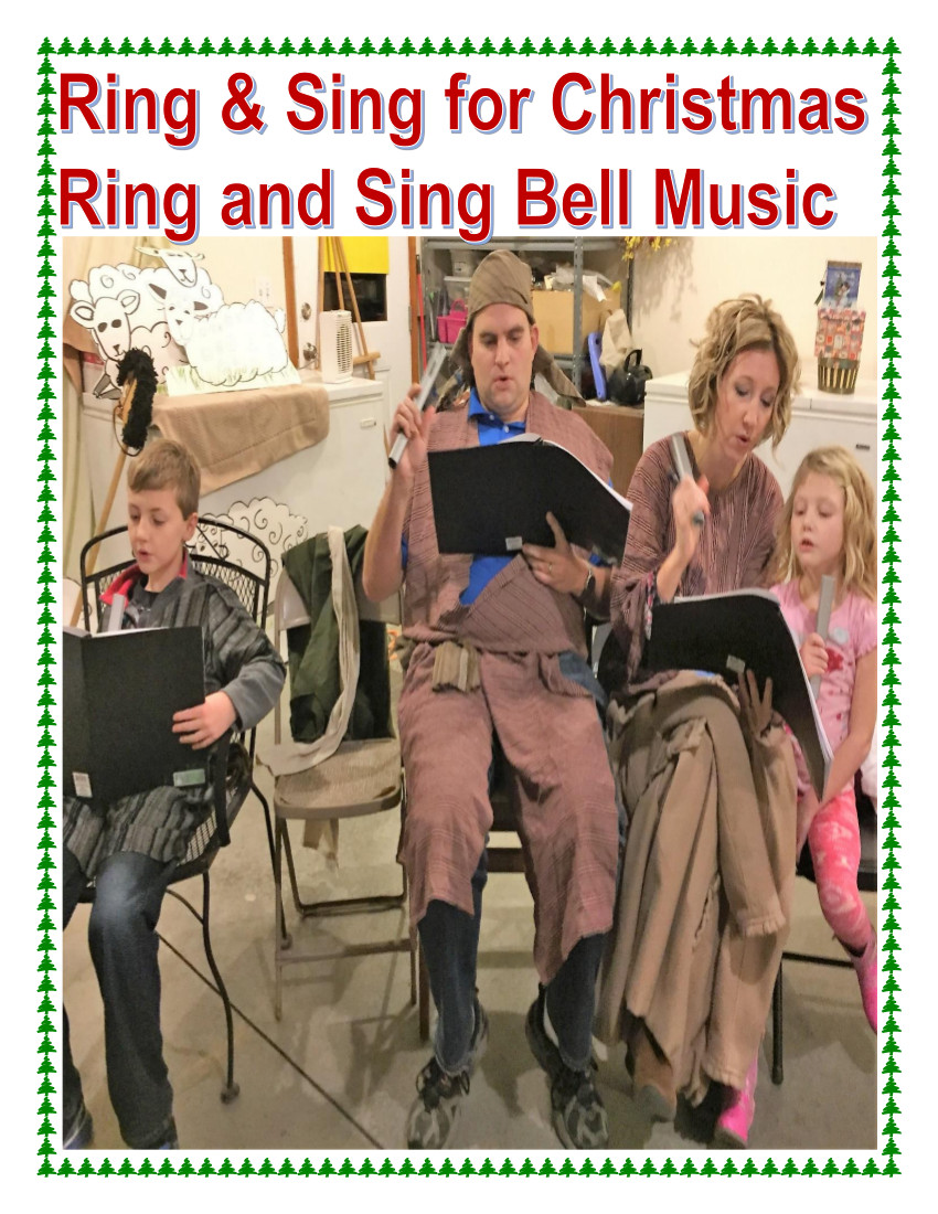 Sing with handbells for Christmas